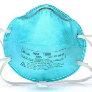 3M™ 1860 Respirator N95 Mask (20/bx)